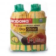 MADONA Dry & Shine Mop 1+1 Free