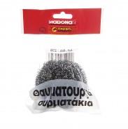 MADONA Inox 100% Wire Scourer Silver (No 235)