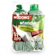 Madona Standard Plaid Mop 1+1 Free