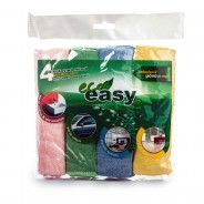 Clean Easy Microfiber Cloth 35x35 (pack of 4pcs)