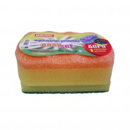 MADONA Body Sponge Easy Set + Kitchen Sponge Gift