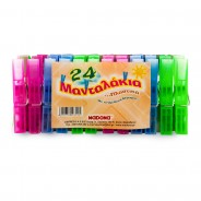 MADONA Plastic Pegs 90mm (pack of 24 pcs)