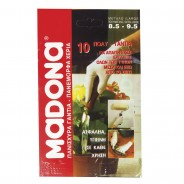 MADONA Latex Gloves No 8,5-9,5