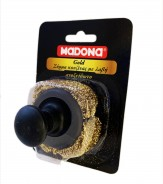 MADONA Scourer Gold with handle