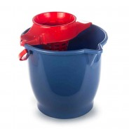Spongo Round Bucket with Wringer (No 96/B)