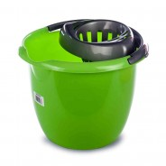 Spongo Bucket Round Shape  10LT with Wringer