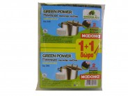 GREEN Aid Green Power Antibacterial Extra (No 245) 1+1
