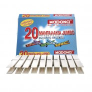 MADONA Jumbo Pegs (pack of 20 pcs)