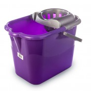 MADONA Oval Bucket with Wringer (96A/A)