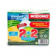 MADONA Standard Big  2+2 free (Νο 603)
