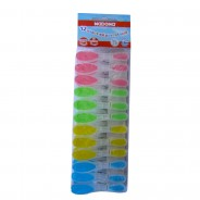 MADONA Plastic silicon pegs (pack of 12pcs)