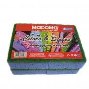 MADONA Colors & Senses pack of 4 (No 1017)