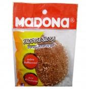 MADONA  Round Copper  (No 208)