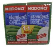 MADONA Standard Big No 603 1 + 1 Free