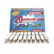 MADONA Jumbo Pegs (pack of 20 pcs)